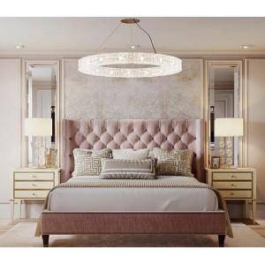 Κρεβάτι Υφασμάτινο B-061