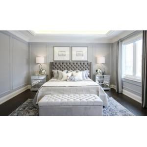 Κρεβάτι Υφασμάτινο B-065