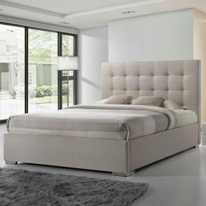 Κρεβάτι Υφασμάτινο B-066