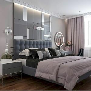 Κρεβάτι Υφασμάτινο B-067