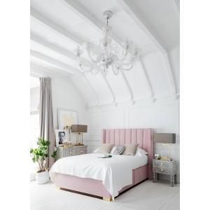 Κρεβάτι Υφασμάτινο B-070