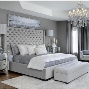 Κρεβάτι Υφασμάτινο B-077