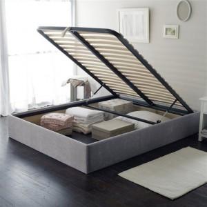 Κρεβάτι Υφασμάτινο B-002