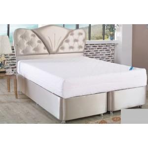Κρεβάτι Υφασμάτινο B-001