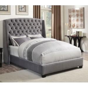 Κρεβάτι Υφασμάτινο B-074
